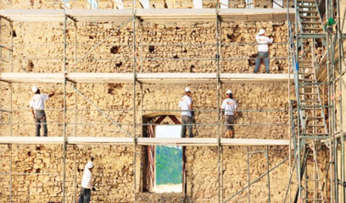 Historische Bauten sanieren und erhalten