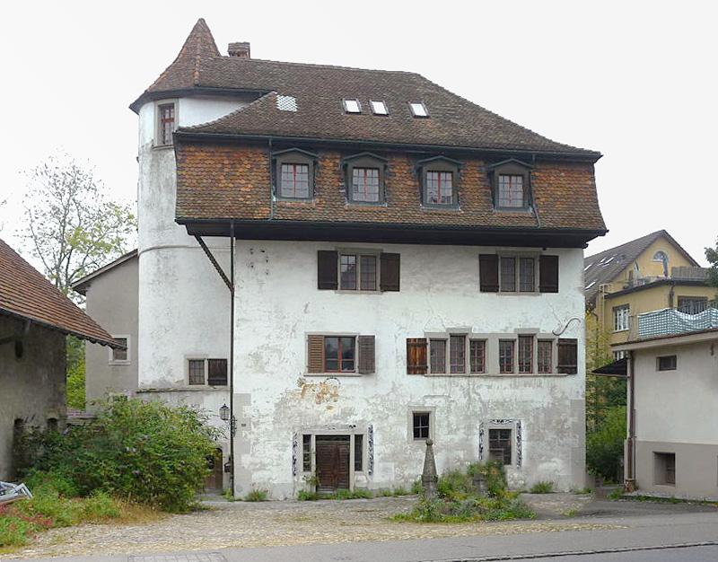 Untere Mühle Seon