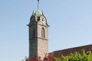 Alte Kirche neu saniert